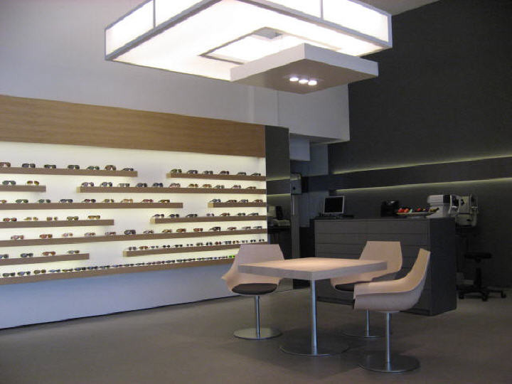 Dalla Palma Optik Lounge